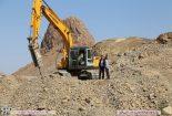 پروژه جاده سیروس آباد بافق در سه فاز عملیاتی احداث می شود