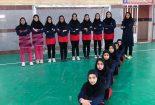 درخشش شاگردان سیده مریم فخری در مسابقات هندبال المپیاد استعدادهای برتر
