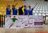 چهار هندبالیست باشگاه سنگ آهن بافق برای حضور در مرحله پایانی اردوی انتخابی تیم منتخب استعدادهای برتر کشور انتخاب شدند