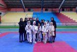 کسب ۶ مدال توسط دختران تکواندوکار بافقی