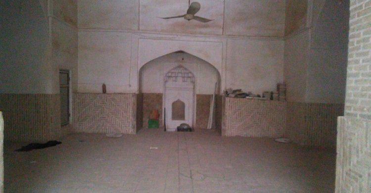 مظلومیت و غربت بزرگترین و مقدس ترین مسجد در بافق