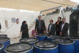 بازدید از دو طرح کار آفرینی در شهرستان بافق