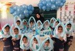 دختران مدرسه سما آب را جشن گرفتند