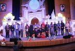 درخشش بانوی بافقی در بیست و دومین جشنواره بینالمللی قصهگویی منطقه چهار کشور