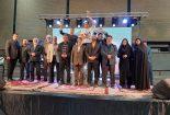 تیم بافق بر سکوی  قهرمانی مسابقات مچ اندازی استان یزد ایستاد