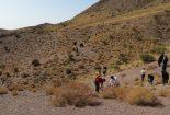 اجرای طرح ملی جنگلانه در مساحتی بالغ بر ۱۰۰ هکتار از مراتع روستای خودیان شهرستان بافق