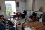 برگزاری جلسه هم اندیشی اجرای طرح ملی کاج در سطح کارگاههای هدف شهرستان