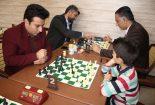 کسب مقام اول مسابقات شطرنج توسط نایب رئیس هیات ورزش روستایی و بازیهای بومی محلی شهرستان بافق