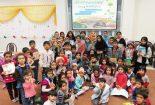 از قصه گویی تا کمک به کودکان سیل زده سیستان و بلوچستان
