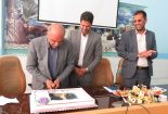 برگزاری شورای اداری دانشگاه با طعم تولد بنیانگذار واحد بافق