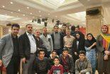 شطرنج باز بافقی مقام اول مسابقات ریتد کشوری را کسب کرد