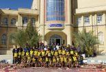 اجرای باستانیکاران نونهال در دانشگاه آزاد اسلامی واحد بافق