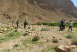 ۲ هزار مترمربع از اراضی دولتی و انفال روستای شادکام شهرستان بافق رفع تصرف شد