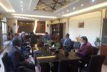 همکاری شرکت سنگ آهن و مخابرات برای پیشبرد اهداف توسعه ای مخابرات