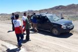 ۴ مهندس معدن مفقود شده در «بهاباد» توسط هلال احمر نجات یافتند
