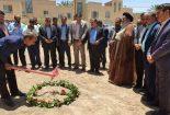 ساخت ششمین مدرسه خیری در بافق آغاز شد