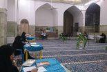 استقبال محصلان بافقی از مسابقه حفظ تلفنی قرآن