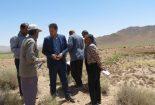 برگزاری دوره آموزشی پیشگیری و اطفاء حریق با حضور جوامع محلی روستای دولت آباد شهرستان بافق