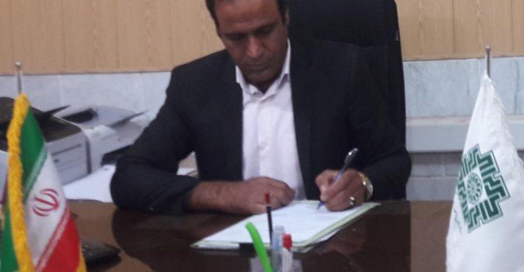رئیس اداره امور مالیاتی شهرستان بافق فرا رسیدن روز مالیات را تبریک گفت