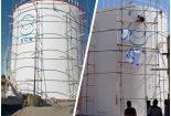 بهسازی و بازسازی سایت انبار سوخت ایستگاه راه آهن بافق