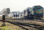 خروج قطار یزد به مشهد از ریل تکذیب شد