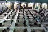 عزاداری شب سوم محرم در آستان مقدس امامزاده عبدالله علیه السلام شهرستان بافق