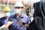 مصاحبه کوتاه بافق فردا با مدیر عامل شرکت سنگ آهن مرکزی ایران_ بافق