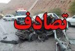 فوت ۸ نفر در حادثه جاده بافق