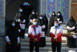 ترویج کتاب و کتابخوانی به همت خانه هلال امامزاده عبدالله (ع)بافق