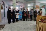 تجلیل مدیر عامل شرکت صنایع معدنی نوظهور کویر بافق از پرستاران بخش دیالیز