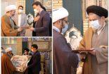 حجت الاسلام محسن ملاحسینی مدیر حوزه علمیه برادران بافق شد