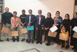 هیات اسکیت شهرستان بافق رتبه برتر را در استان به خود اختصاص داد