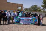 کارگاه طراحی و نقاشی خیابانی هنرمندان تجسمی در روز زمین پاک