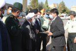 تجلیل از مدیرعامل شرکت سنگ آهن مرکزی ایران – بافق به عنوان خیر امنیت ساز برتر استان یزد