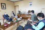 امضای تفاهمنامه بین اداره منابع طبیعی و دانشگاه آزاد اسلامی واحد بافق برای حفظ و  ترویج فرهنگ منابع طبیعی