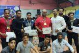 کسب مدال های رنگارنگ توسط ورزشکاران بافقی در مسابقات پاور لیفتینگ استان یزد