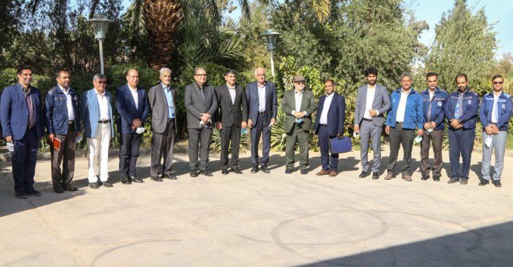 گزارش کوتاه از سفر اعضای اندیشکده صفا به بافق