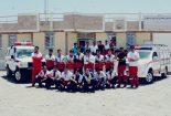 درخشش تیم دادرس هلال احمر بافق در المپیاد استانی
