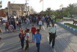 برگزاری همایش پیاده روی خانوادگی بمناسبت سالروز ازدواج حضرت علی(ع) و حضرت فاطمه(س)در بافق
