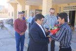 کسب مقام دوم کشوری دانش آموز بافقی در مسابقات فرهنگی هنری