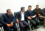 تبادل نظر اعضای شوراهای اسلامی کار بافق در خصوص اولویتهای کارگری شهرستان