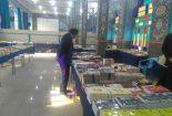 افتتاح نمایشگاه کتاب در چله انقلاب
