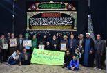 خادمین بیت الرضا (ع) بافق میزبان جمعی ازخانواده های جاویدالاثر یزد بودند