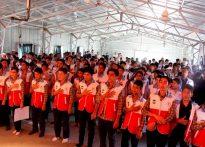 جام بشردوستی در دستان تیم دادرس شهرستان بافق