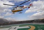 پرواز بالگرد اورژانس برای نجات زندگی