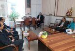 جلسه  شورای هماهنگی تعاون  ، کار و رفاه اجتماعی شهرستان بافق برگزار شد
