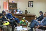 امضای تفاهمنامه میان شرکت معدنچیان چغارت و دانشگاه آزاد اسلامی بافق 