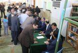 دومین میز خدمت در شهرستان بافق برگزار شد/ میز خدمت فرصتی برای بیان رو در روی مشکلات مردم