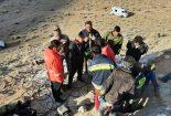ماجرای فوت دو نفر در کوههای سبزدشت