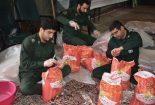 مرحله نخست رزمایش مواسات و کمک مومنانه در بهاباد آغاز شد
